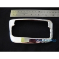 CHROME FUEL OIL TANK CAP COVER TRIM FOR ALL NEW HONDA CIVIC FB 2012 V.2