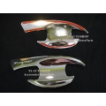 CHROME HANDLE BOWL INSERT COVER TRIM FOR ALL NEW HONDA CIVIC FB 2012 V.1