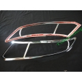 CHROME HANDLE BOWL INSERT COVER TRIM FOR ALL NEW HONDA CIVIC FB 2012 V.2