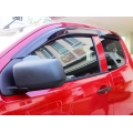 2 DOOR OPEN CAB WEATHER GUARD VISOR FOR All New Chevrolet Colorado 2012