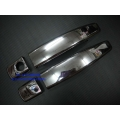 2 DOOR CHROME HANDLE COVER TRIM FOR All New Chevrolet Colorado 2012