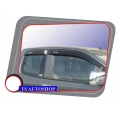 2 DOOR CAB WEATHER GUARD VISOR FOR All New Chevrolet Colorado 2012