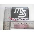 LOGO โลโก้ MS  Mazda Speed