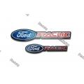 LOGO Ford RACING ฟอร์ด เรสซิ่ง Size S - M