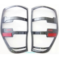 TAIL REAR LAMP LIGHT COVER TRIM FOR ALL NEW FORD RANGER 2012