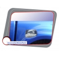 CHROME FUEL CAP OIL TANK COVER TRIM FOR ALL NEW FORD RANGER 2012 V.1