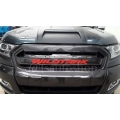 CHROME TAILGATE COVER FOR  All New Mazda BT-50 Pro YEAR 2012 V.2