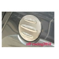 CHROME Fuel cap COVER fot MITSUBISHI TRITON 4 door